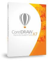 Corel CorelDRAW Home & Student Suite X7, DE