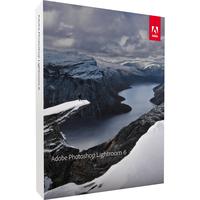 Adobe Photoshop Lightroom v6