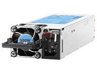 Hewlett Packard Enterprise 500W Flex Slot Platinum (Grau)