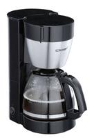 Cloer 5019 Kaffeemaschine (Schwarz, Edelstahl)