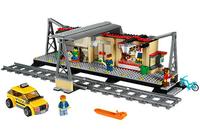 Lego City - 60050 Bahnhof (Mehrfarbig)