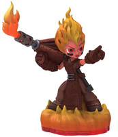 Activision Skylanders: Trap Team - Torch (Braun, Orange, Rot)