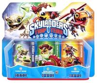 Activision Skylanders: Trap Team - Triple Pack 1 (Mehrfarbig)