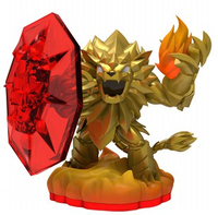 Activision Skylanders: Trap Team - Wildfire (Gold, Rot)