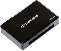 Transcend CFast 2.0 USB3.0 (Schwarz)