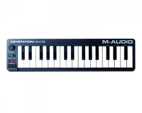 M-AUDIO Keystation Mini 32 (Blau)