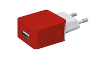Urban Revolt 20145 Ladegeräte für Mobilgerät (Rot)
