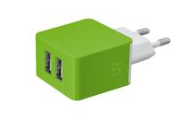 Urban Revolt 20150 Ladegeräte für Mobilgerät (Grün)