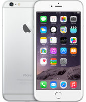 Apple iPhone 6 Plus 16GB (Silber)