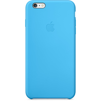 Apple MGRH2ZM/A Handy-Schutzhülle (Blau)