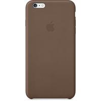 Apple MGQR2ZM/A Handy-Schutzhülle (Braun)