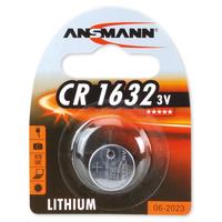 Ansmann 1516-0004 Batterie (Silber)