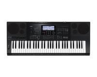 Casio CTK-7200 MIDI Tastatur (Schwarz, Weiß)