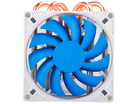 Silverstone SST-AR06 PC Kühlventilator (Blau, Weiß)