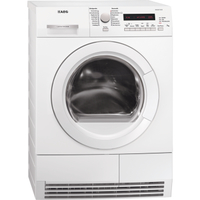 AEG T72275AC B Freestanding 7kg Front-load White (Weiß)