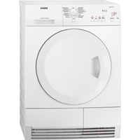 AEG T55370AH3 A+ Freestanding 7kg Front-load White (Weiß)