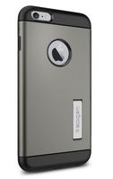 Spigen SGP10905 Handy-Schutzhülle (Schwarz, Silber)