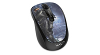 Microsoft Wireless Mobile Mouse 3500 Halo Limited Edition: The Master Chief (Mehrfarbig)