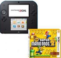 Nintendo 2DS (Schwarz)