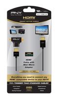 PNY 12ft HDMI Kit (Schwarz)