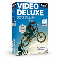 Magix Video deluxe 2015 Plus