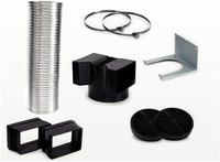 Neff Z5135X5 Küchen- & Haushaltswaren-Zubehör (Schwarz, Grau)
