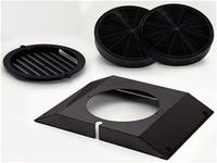 Neff Z5135X4 Küchen- & Haushaltswaren-Zubehör (Schwarz)