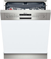 Neff S41L68N1EU Spülmaschine (Weiß)