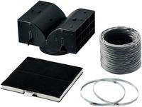 Neff Z5105X5 Küchen- & Haushaltswaren-Zubehör (Schwarz, Grau)