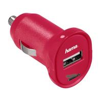 Hama 00136122 Ladegeräte für Mobilgerät (Pink)