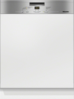 Miele G 4920 SCI Semi built-in 14places A++ Stainless steel (Edelstahl)