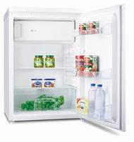 Exquisit KS 15 A+++ Freistehend 118l A+++ Weiß Kühlschrank mit Gefrierfach (Weiß)
