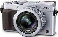 Panasonic Lumix DMC-LX100 (Silber)