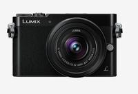 Panasonic Lumix DMC-GM5K + G VARIO 12-32mm Systemkamera 16MP Live MOS 4592 x 3448Pixel Schwarz (Schwarz)