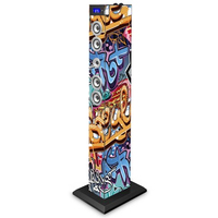 Big Ben TW6 - Graffiti (Mehrfarbig)