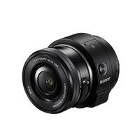 Sony α ILCE-QX1L (Schwarz)