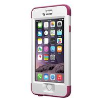 LifeProof 77-50351 4.7Zoll Schale Weiß Handy-Schutzhülle (Pink, Weiß)