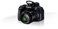 Canon PowerShot SX60 HS (Schwarz)