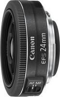Canon EF-S 24MM 1.2.8 STM (Schwarz)