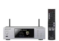 Pioneer N-P01-S Medienspieler/-recorder (Silber)
