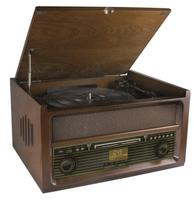 Soundmaster NR515 Drehplatten