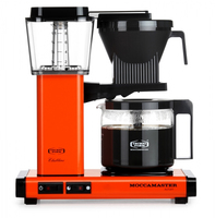 Moccamaster KBG 741 AO (Schwarz, Orange)
