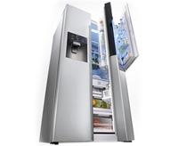 Bosch Kühlschrank Urlaubsschaltung : Bosch kad s side by side kühlschrank schwarz in münchen