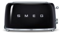 Smeg TSF02BLEU Toaster (Schwarz)