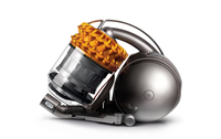 Dyson DC52 Plus Allergy (Schwarz, Orange)