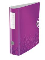 Leitz 11060062 Ringmappe (Violett)