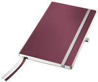 Leitz 44870028 A5 80Blätter Rot Notizbuch (Rot)