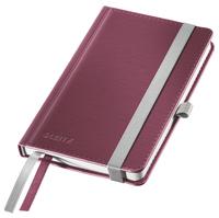 Leitz 44890028 Notizbuch (Rot)