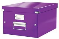 Leitz 60440062 Box & Organizer zur Aktenaufbewahrung (Violett)