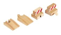 BRIO 33385 Modelleisenbahn und Zubehör (Rot, Weiß, Holz)